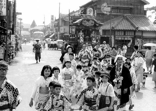 吉原祇園祭・戦後編 | 六軒町